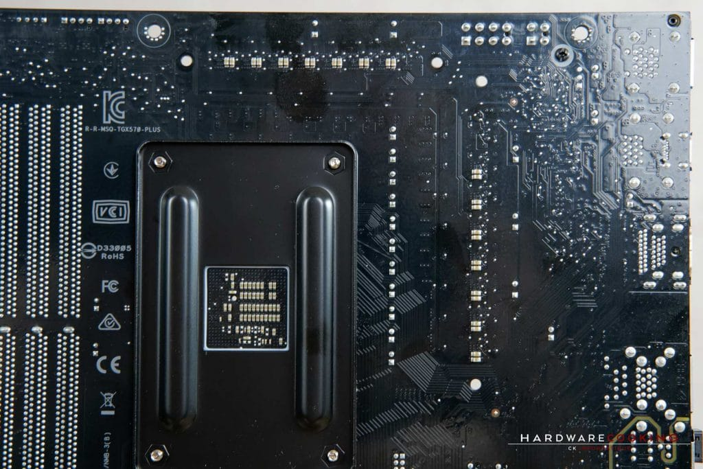 PCB MSI MPG X570 Gaming Edge WiFi