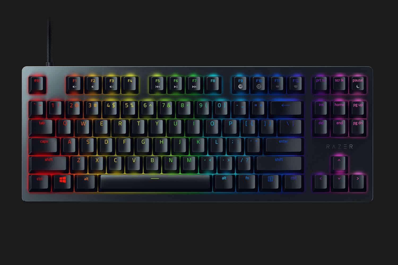 clavier Razer Huntsman Tournament Edition