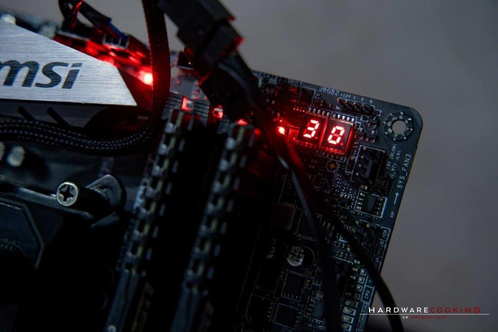 debug LED