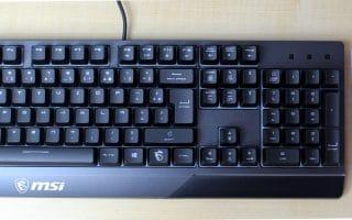 Vigor GK30 Combo clavier