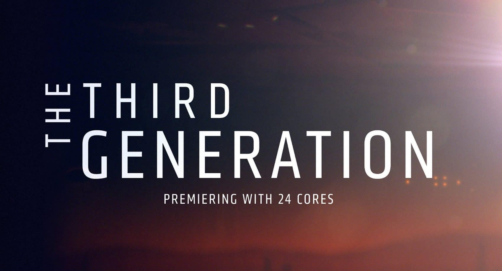 AMD Ryzen Threardipper 3990X