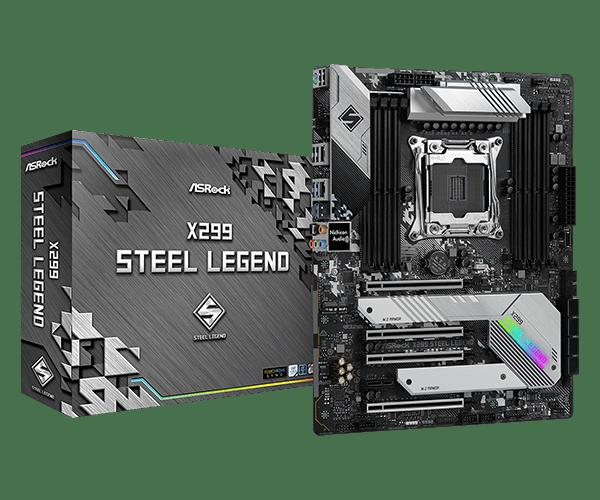 Carte mère ASRock X299 Steel Legend
