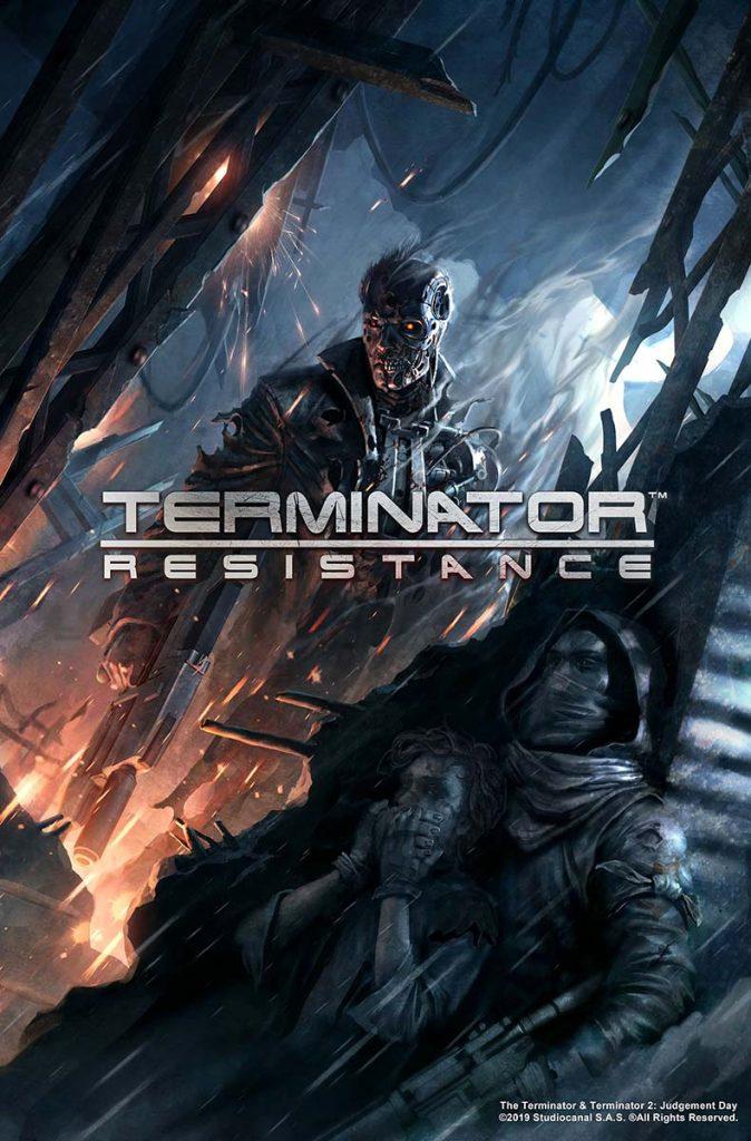 Jeu vidéo Terminator Resistance