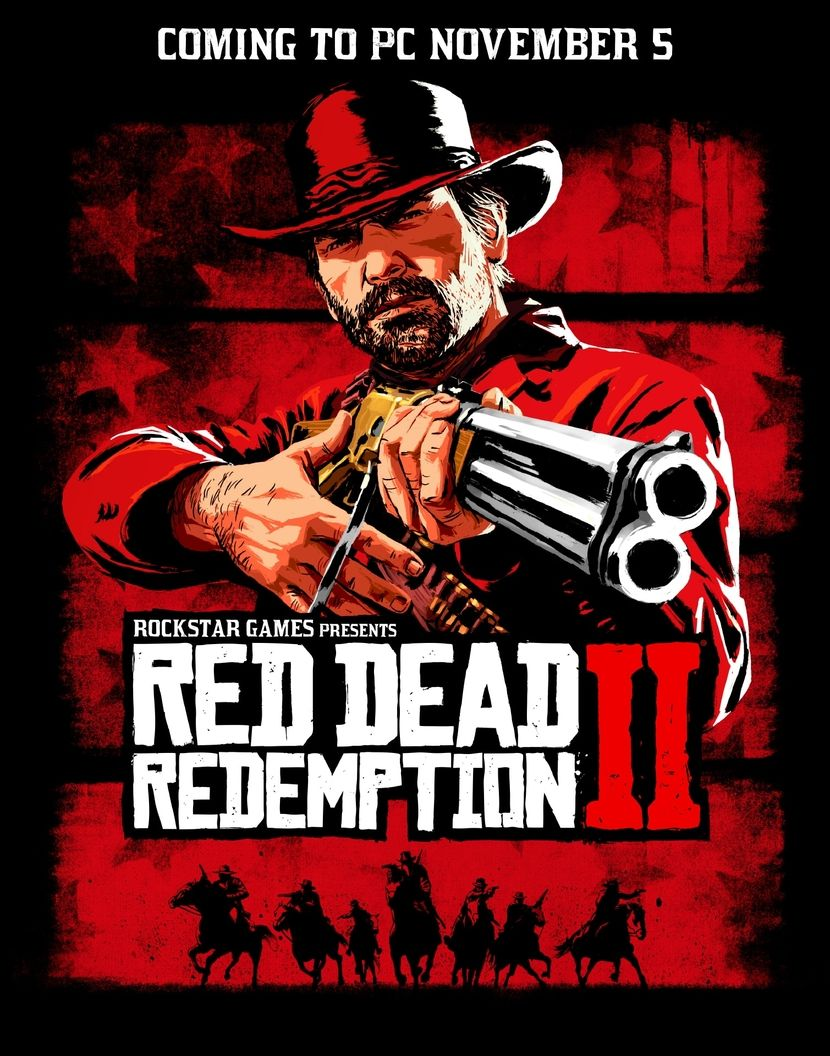 red dead redemption II sur pc