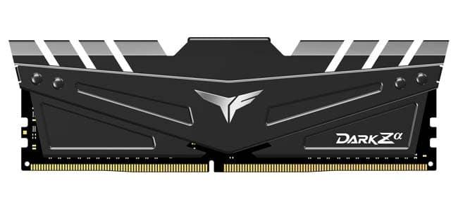 DDR4 TEAMGROUP T-Force Dark Za