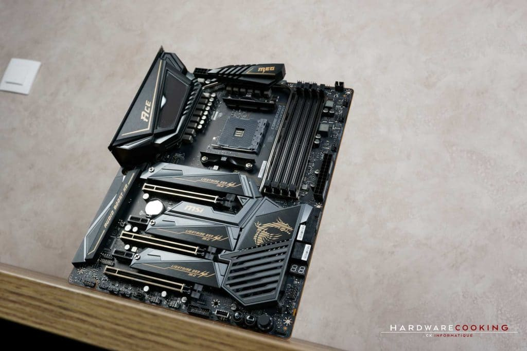 Carte mère MSI MEG X570 ACE
