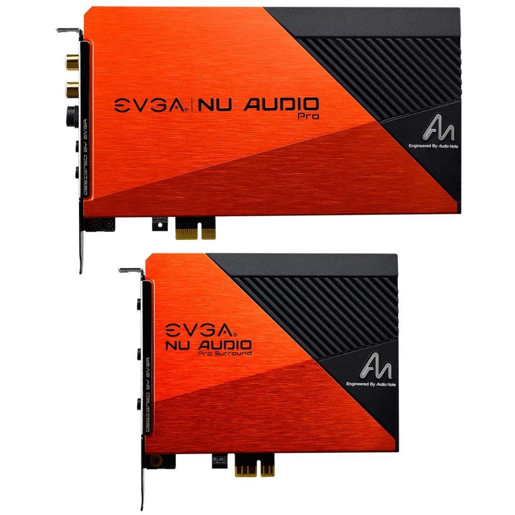 EVGA NU Audio Pro face