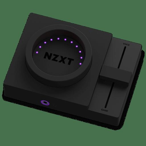 NZXT MXER connectique
