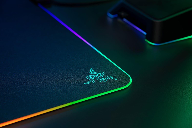 Razer Firefly v2 rgb avec logo