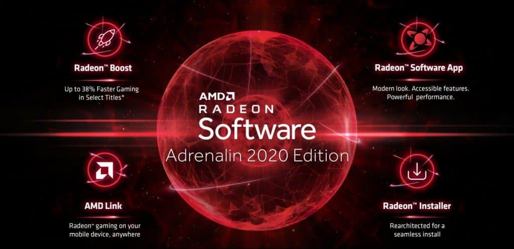 AMD Radeon Adrenalin