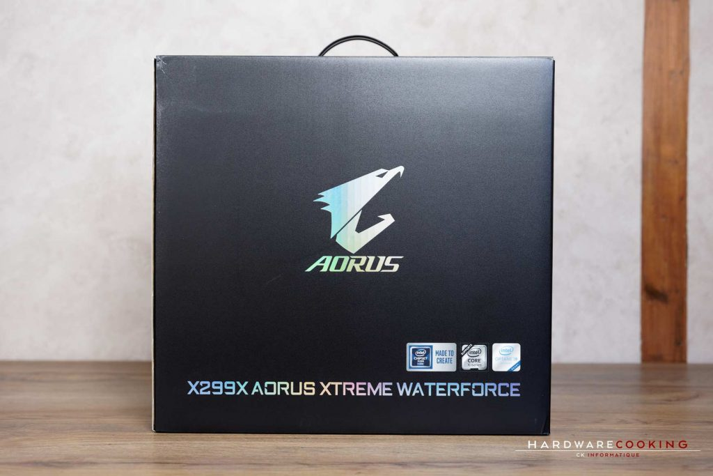boîte X299X AORUS XTREME WATERFORCE