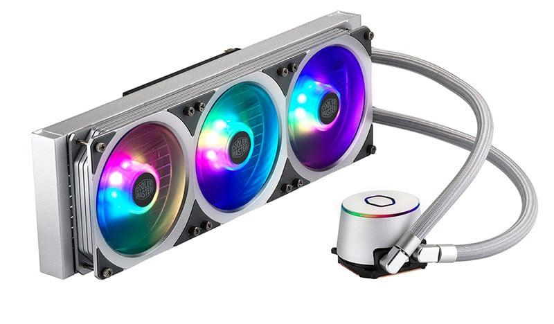 Cooler Master MasterLiquid ML360 Silver Edition