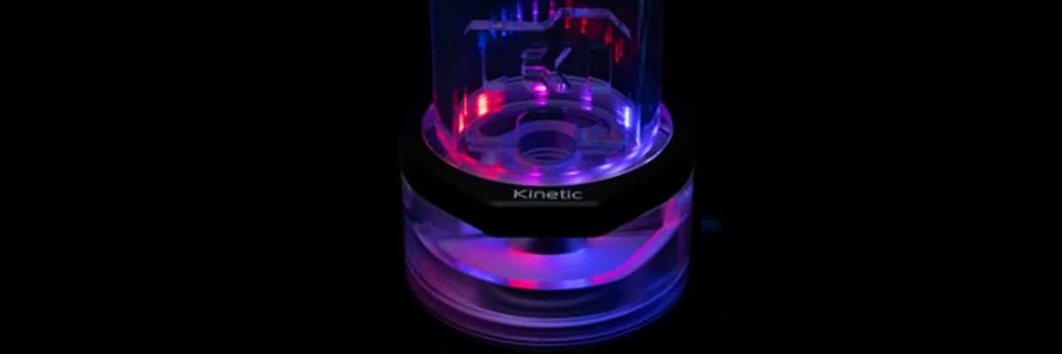 EK Quantum Kinetic pompe plexy