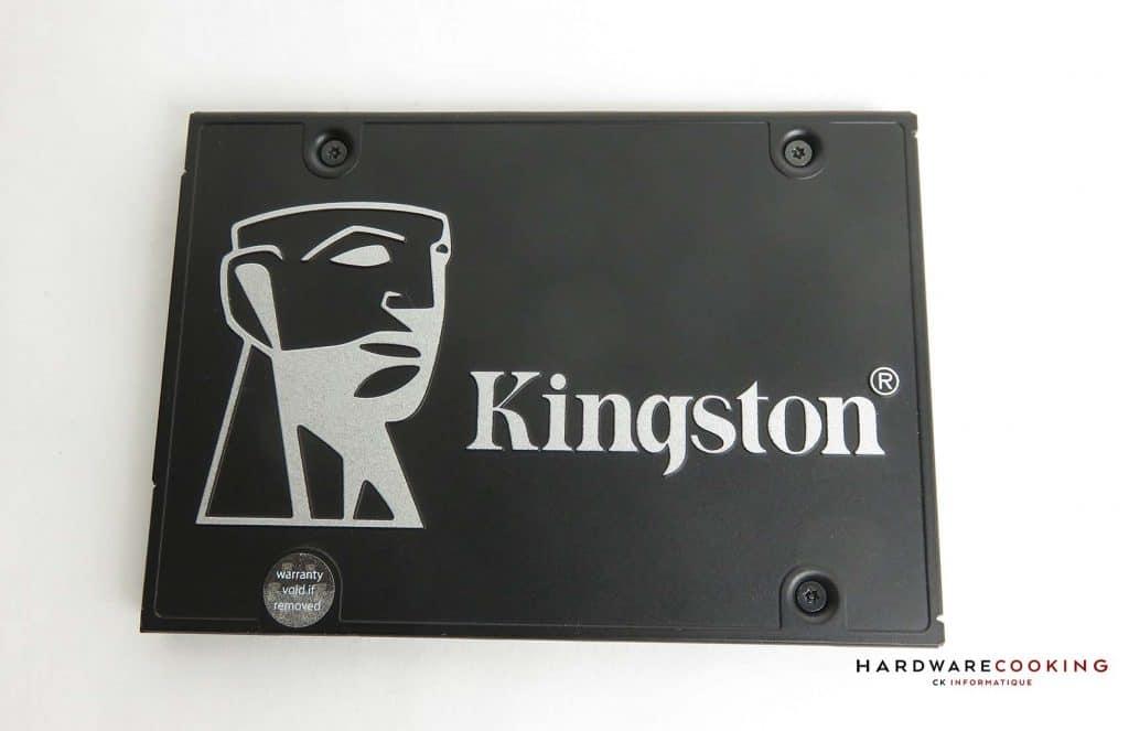 Kingston KC600 1 To face