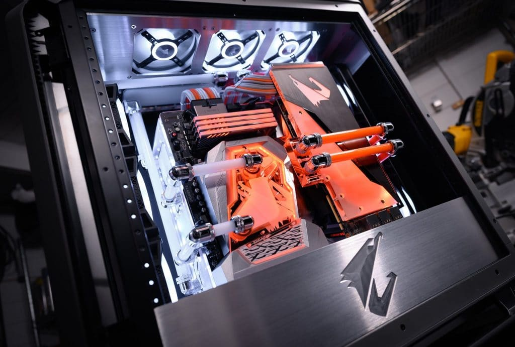 Mod AORUS-KS par Alex Banks