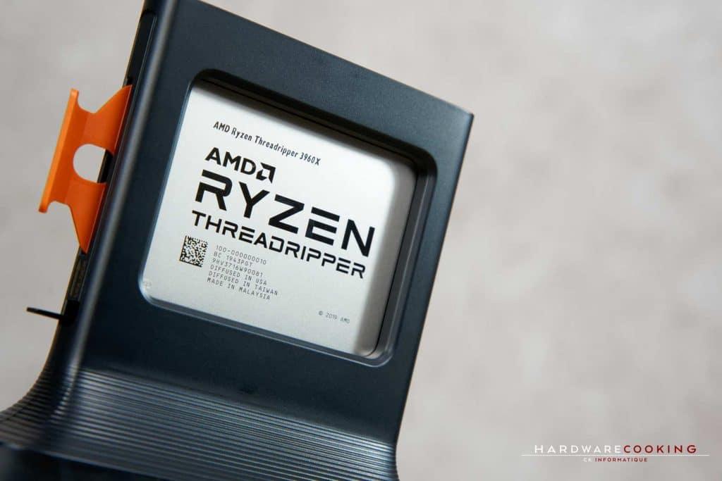 """nouvelles failles de sécurité chez AMD avec """"Take A Way"""""""