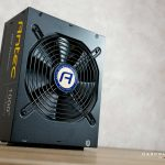 Test alimentation ANTEC HCP-1000 Platinum