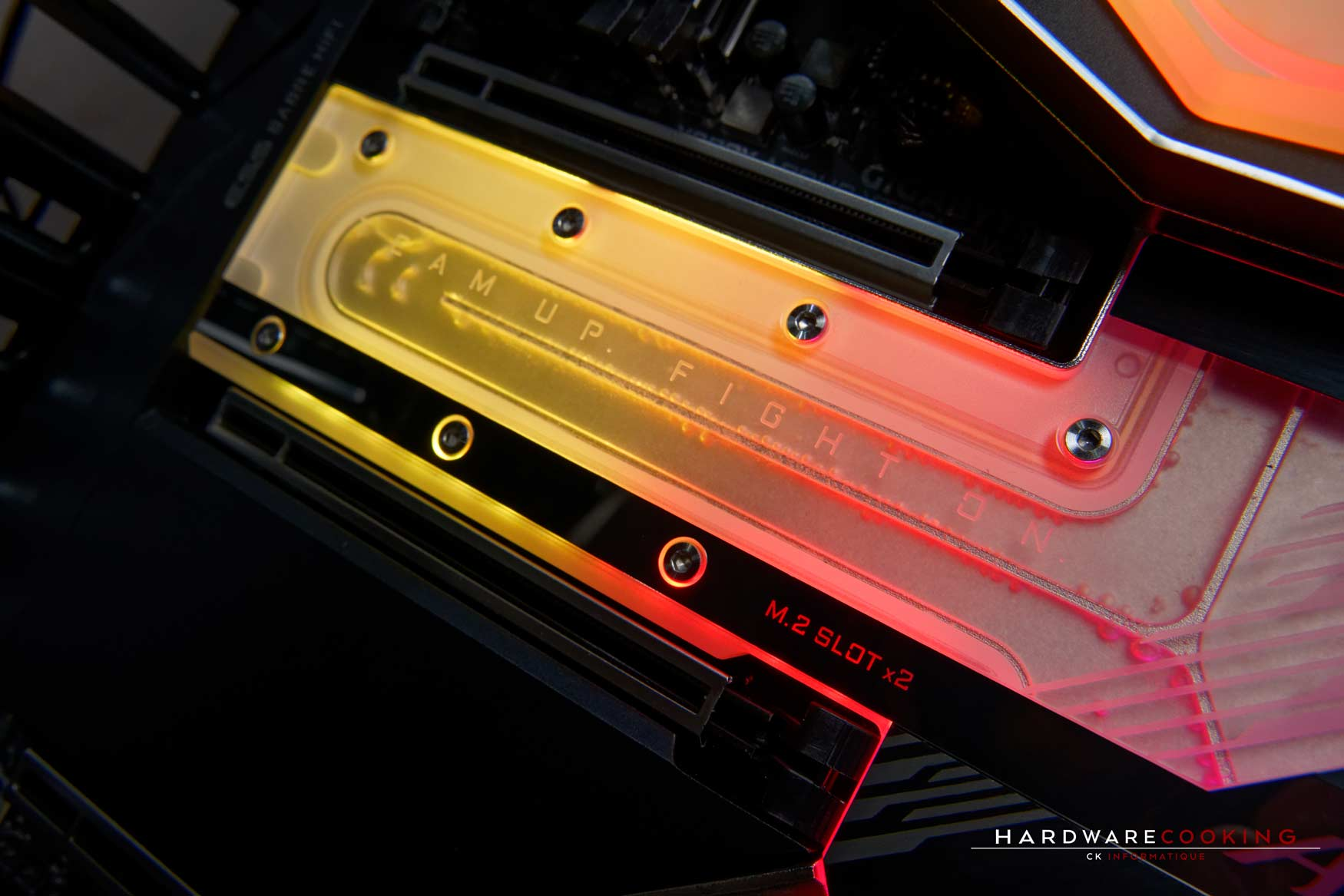 monoblock X299X AORUS XTREME WATERFORCE