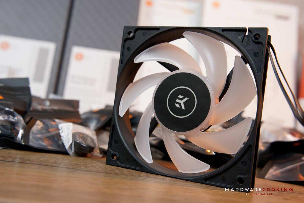 Ventilateur EK-Vardar EVO RGB 120ER