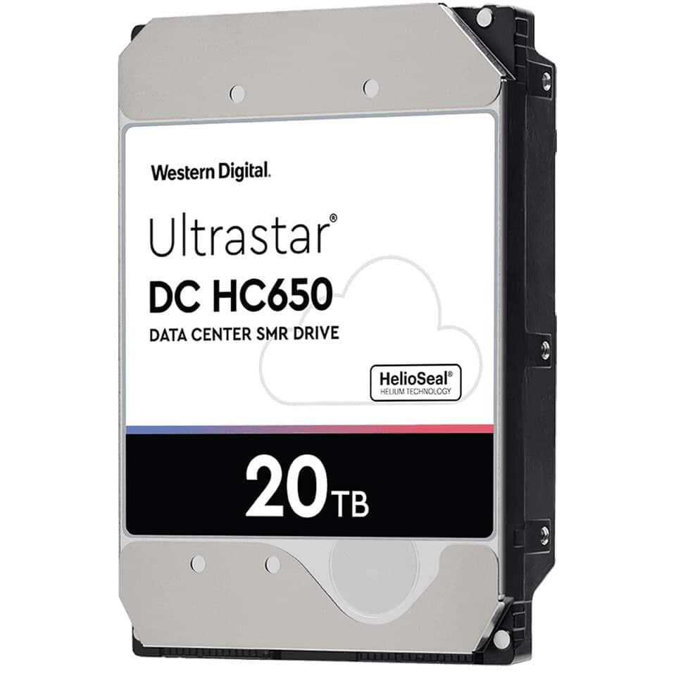 Western Digital Ultrastar DC HC650