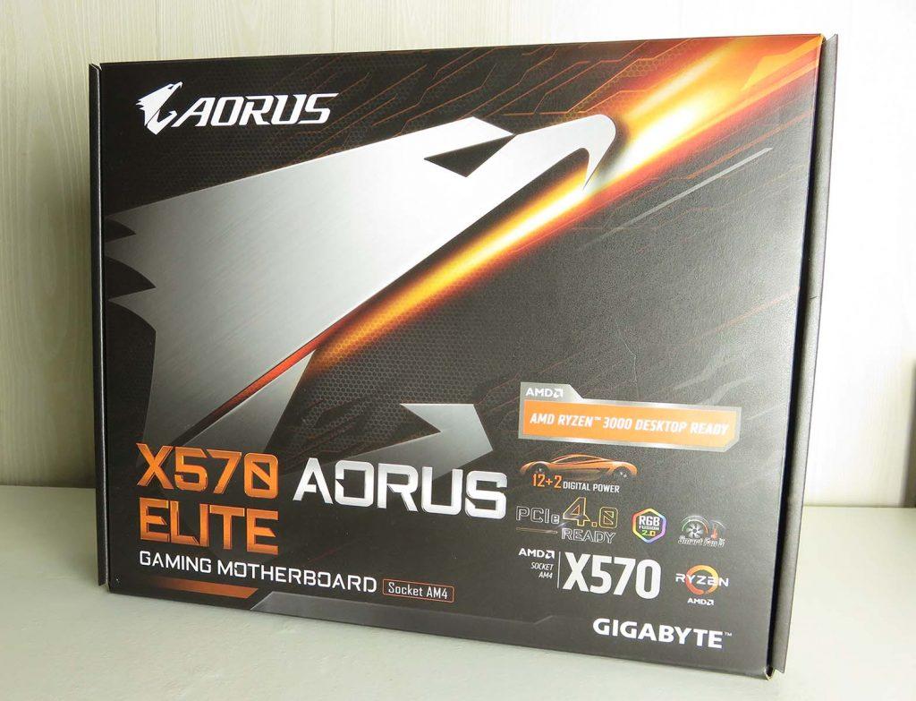 Aorus X570 Elite