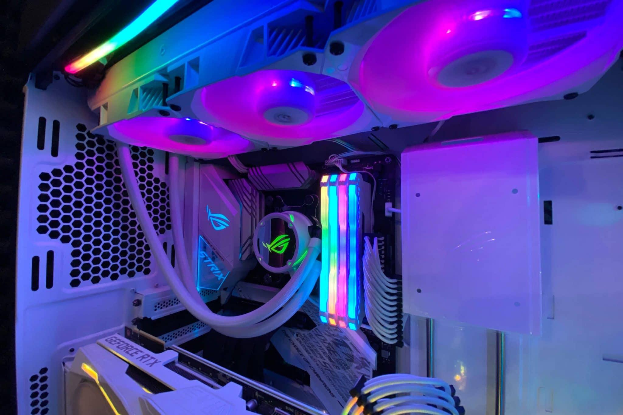Asus ROG Strix LC RGB White Edition