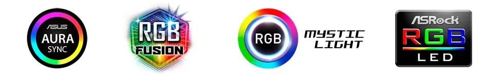 Compatibilité RGB kit AIO EKWB