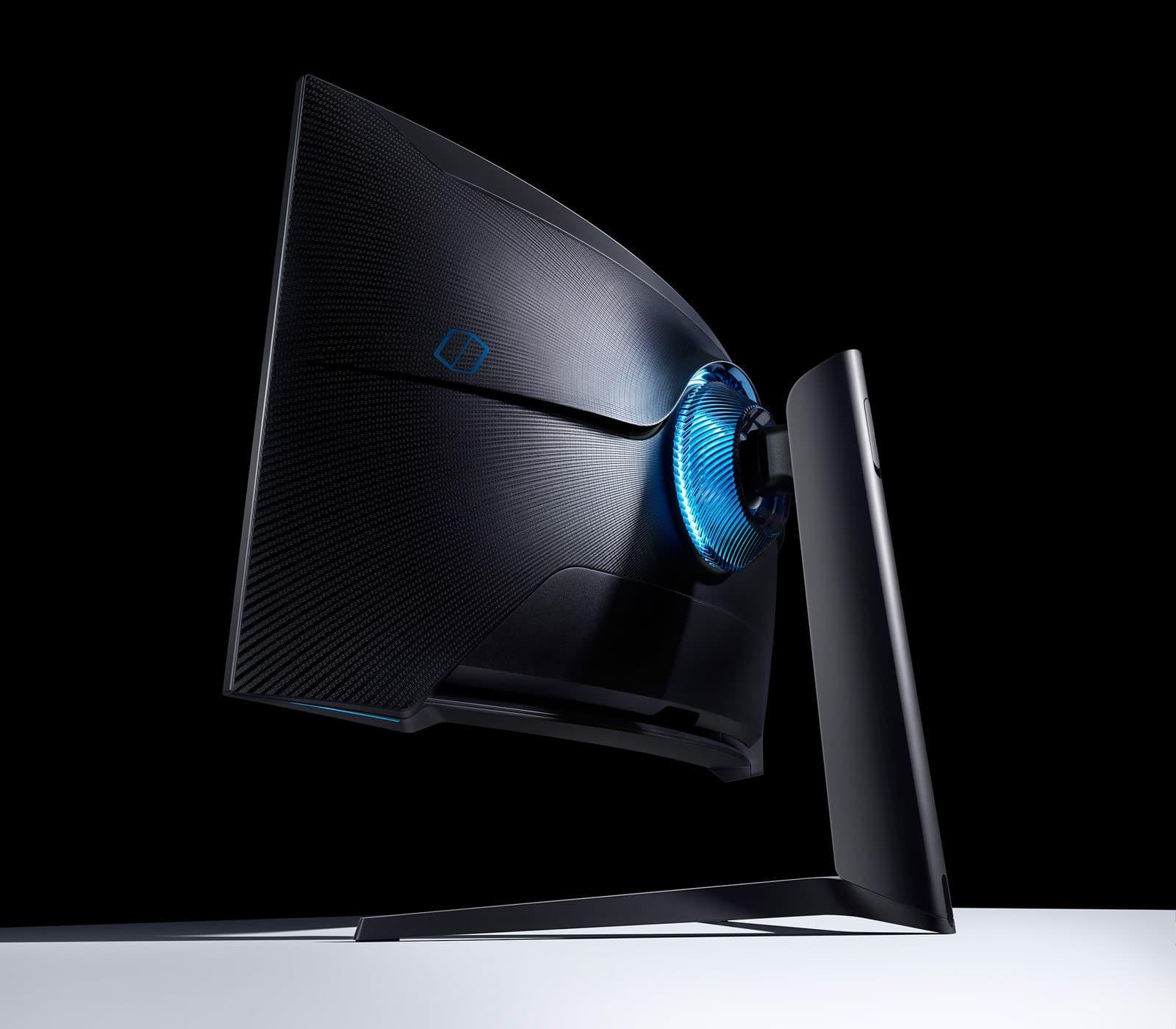 écran Samsung Odyssey G7