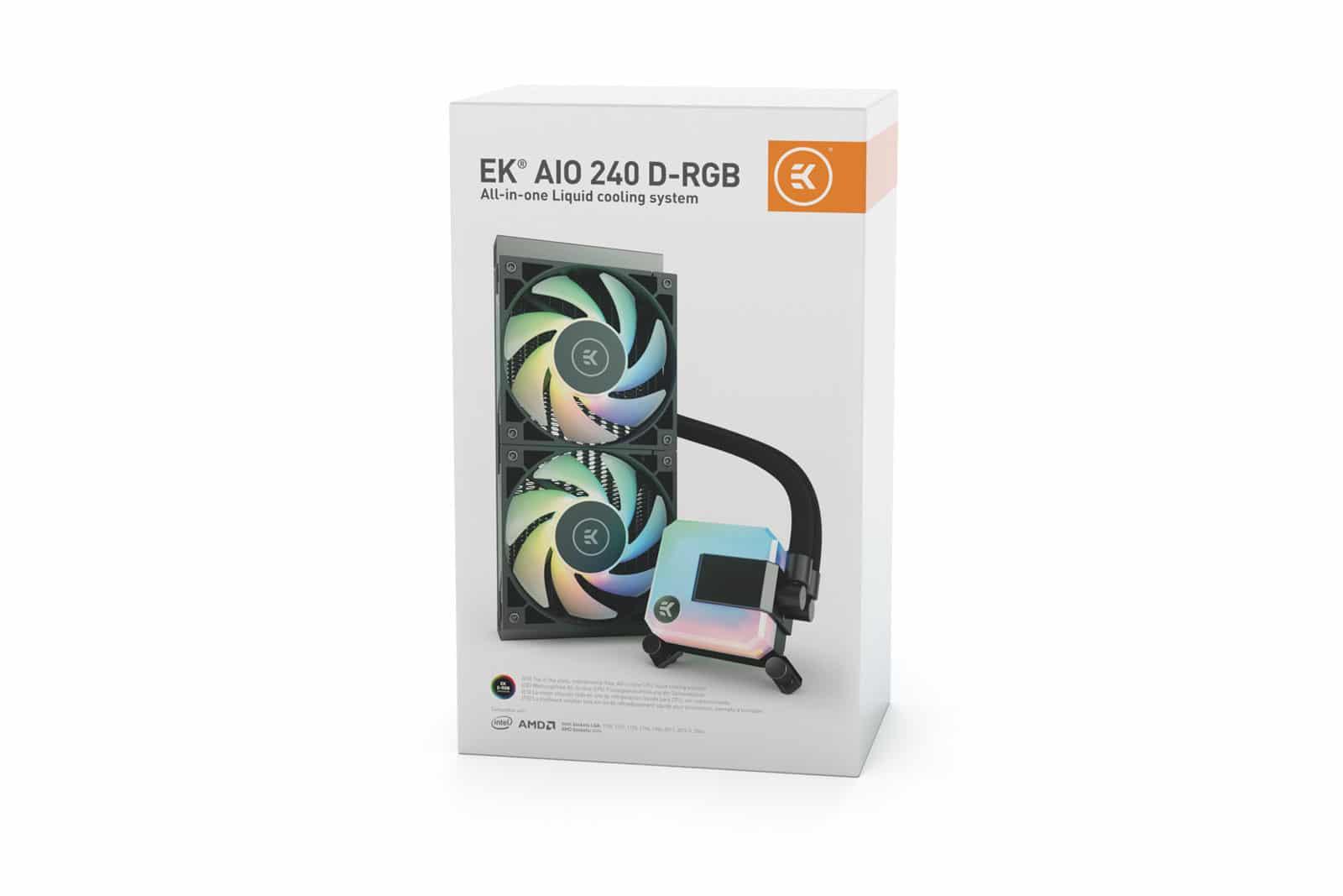 EK-AIO 240 D-RGB