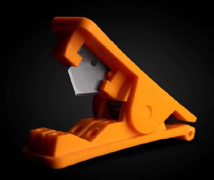 EKWB coupe tube pour tuyau souple EK-Loop Soft Tube Cutter