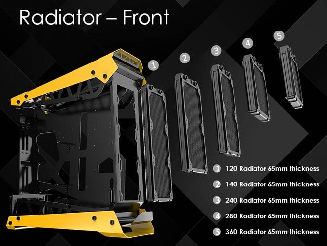 installation taille des radiateur en facade