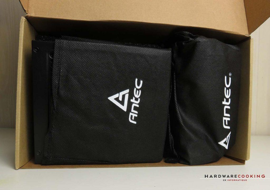 ANTEC HCG750 Bronze boîte