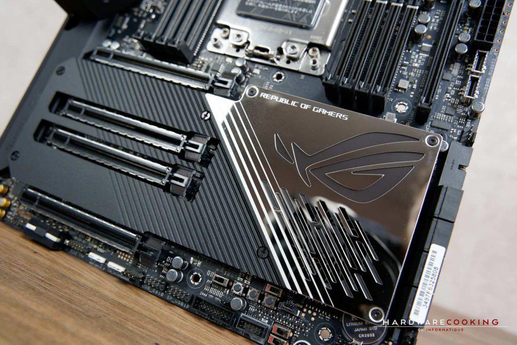 chipset AMD TRX40 ASUS