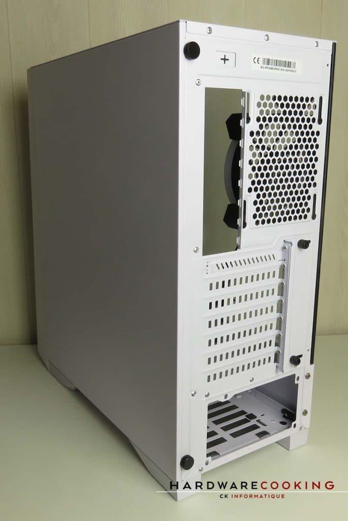 ANTEC DP501 White arrière