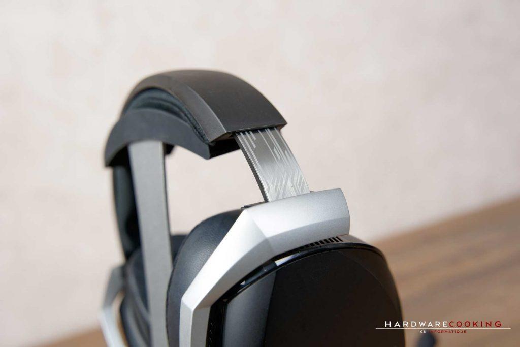 Test casque ASUS ROG Theta 7.1