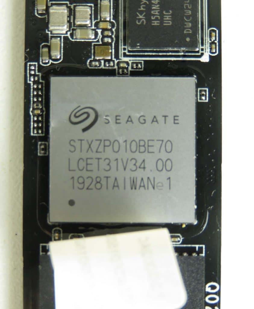 Seagate FireCuda 520 1 To puce Seagate