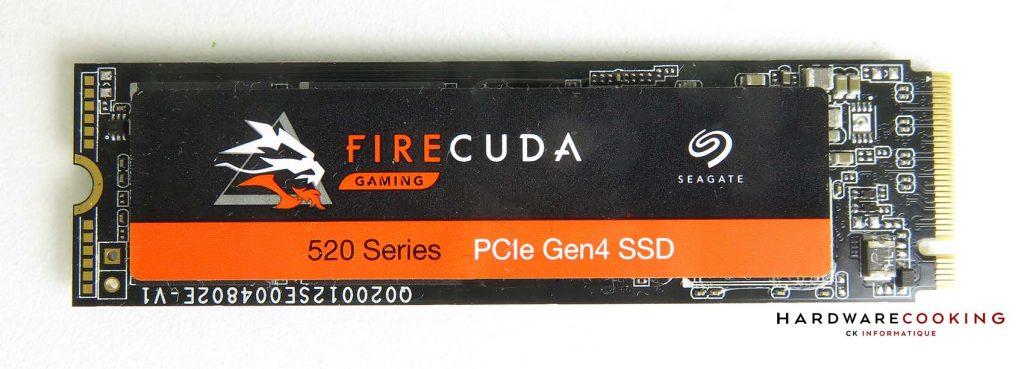 Seagate FireCuda 520 1 To