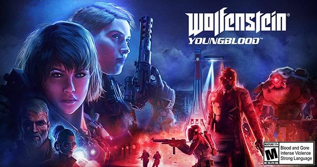 Wolfenstein Youngblood RTX DLSS