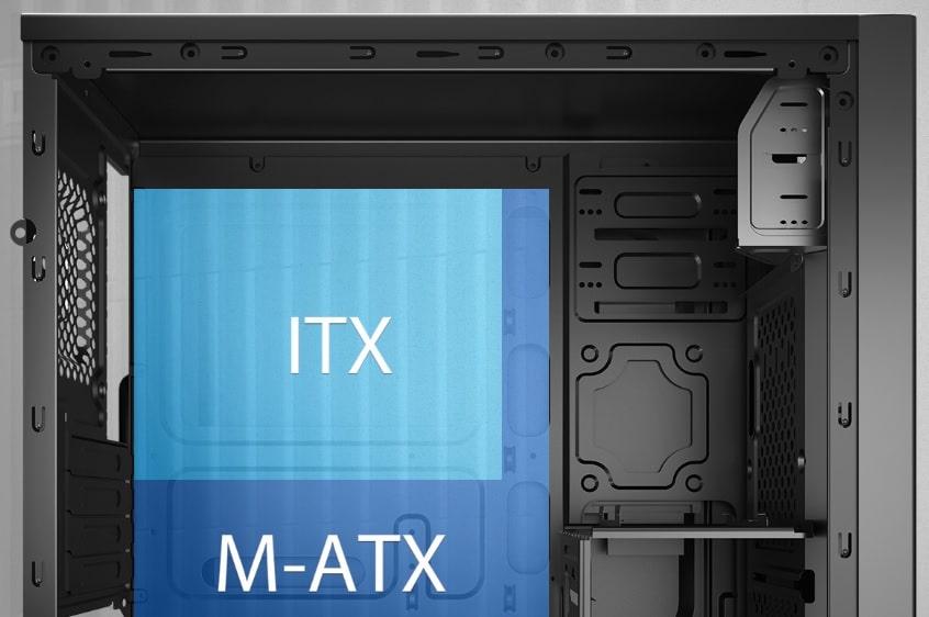 Deepcool Matrexx 30 Si Un Boitier Micro Atx Et Classique Hardwarecooking