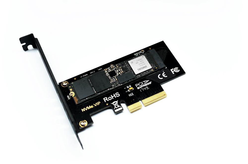 Concours HCM carte PCIe et SSD Samsung 970 PRO