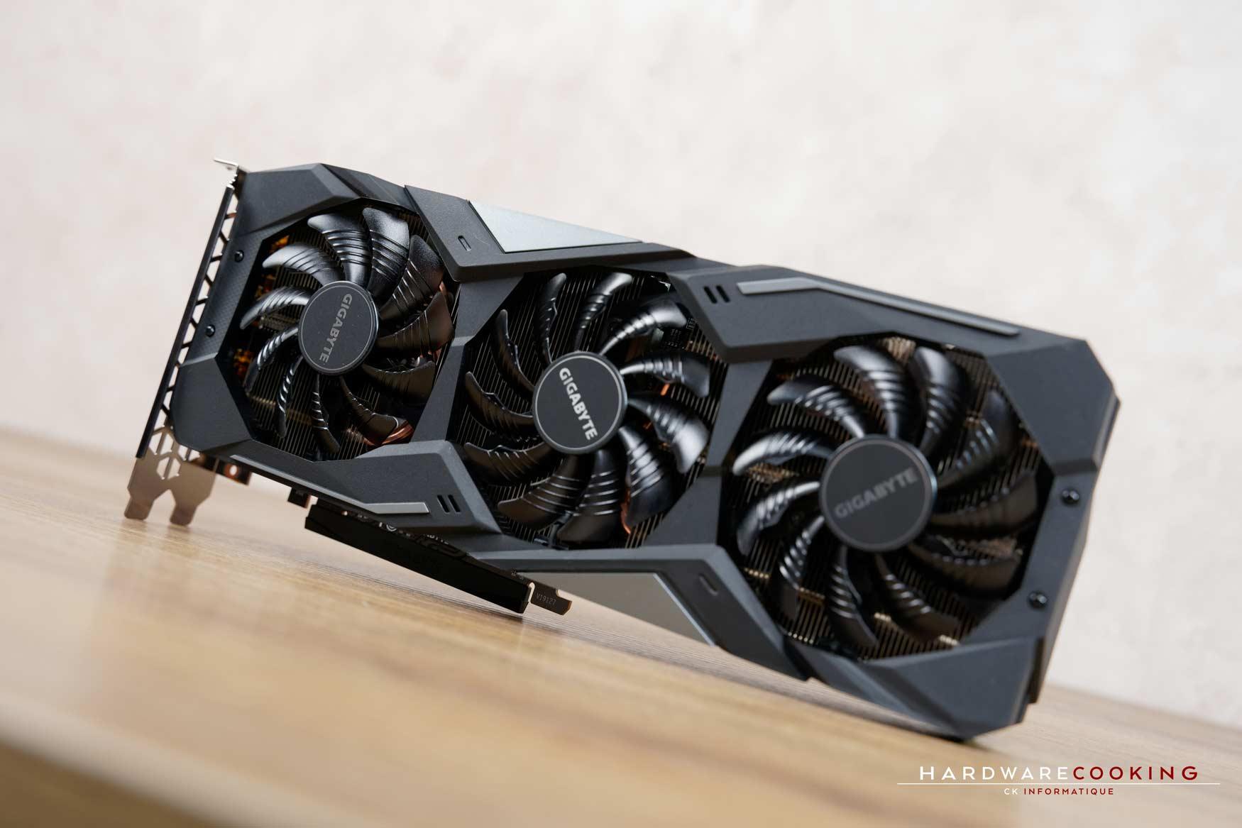 système de refroidissement WindForce 3X
