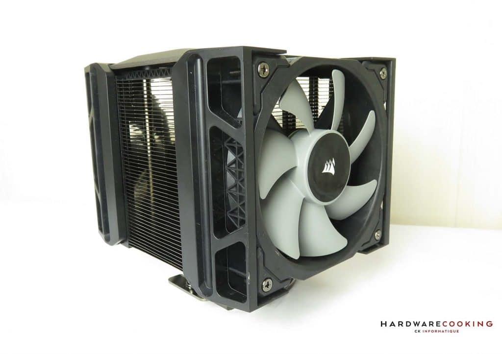test ventirad Corsair A500
