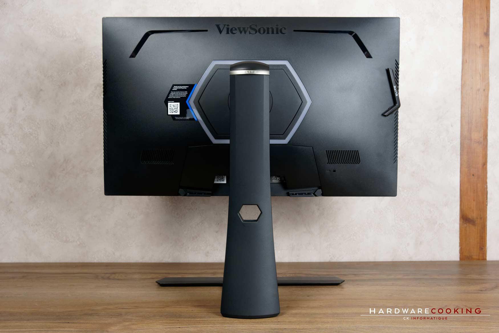 test écran Viewsonic Elite XG270QG