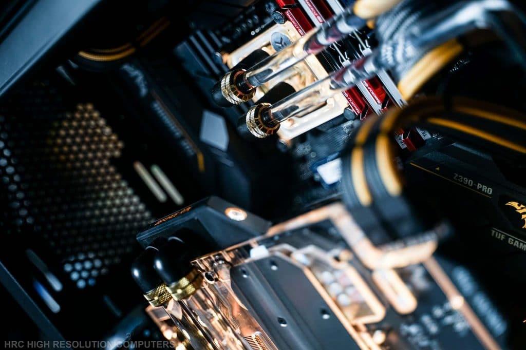 Build HRC CORSAIR 678C
