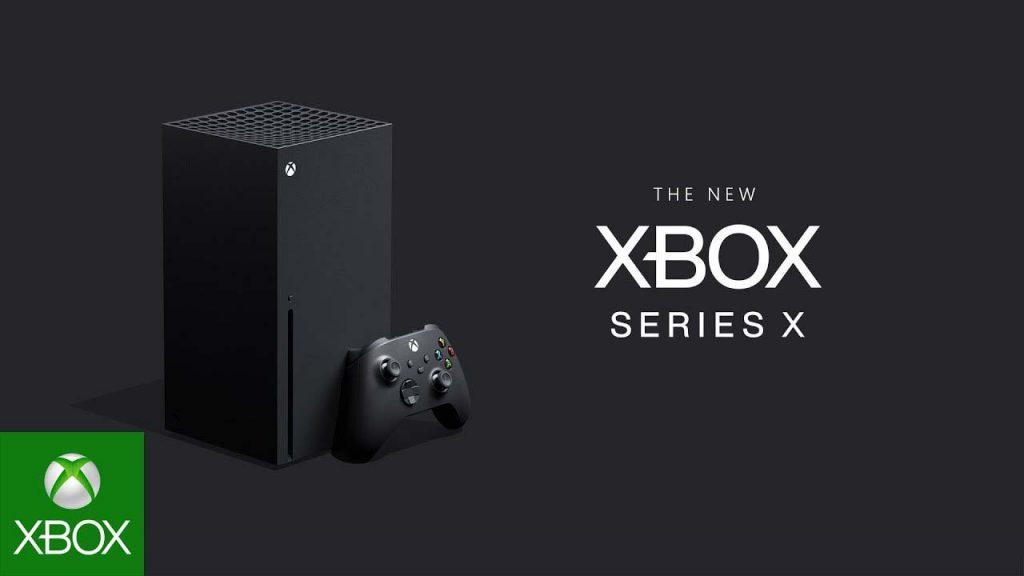 Microsoft Xbox Serie X