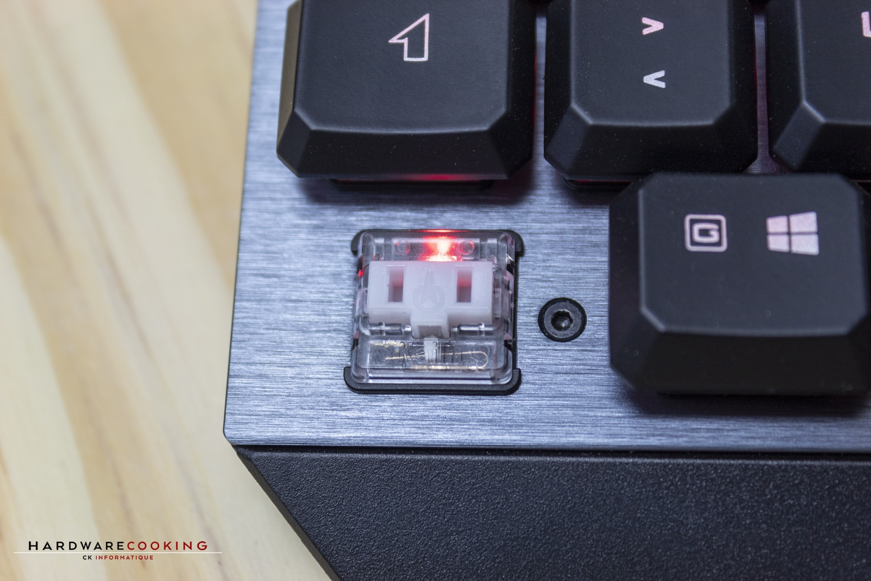 Switchs Kailh Low Profile