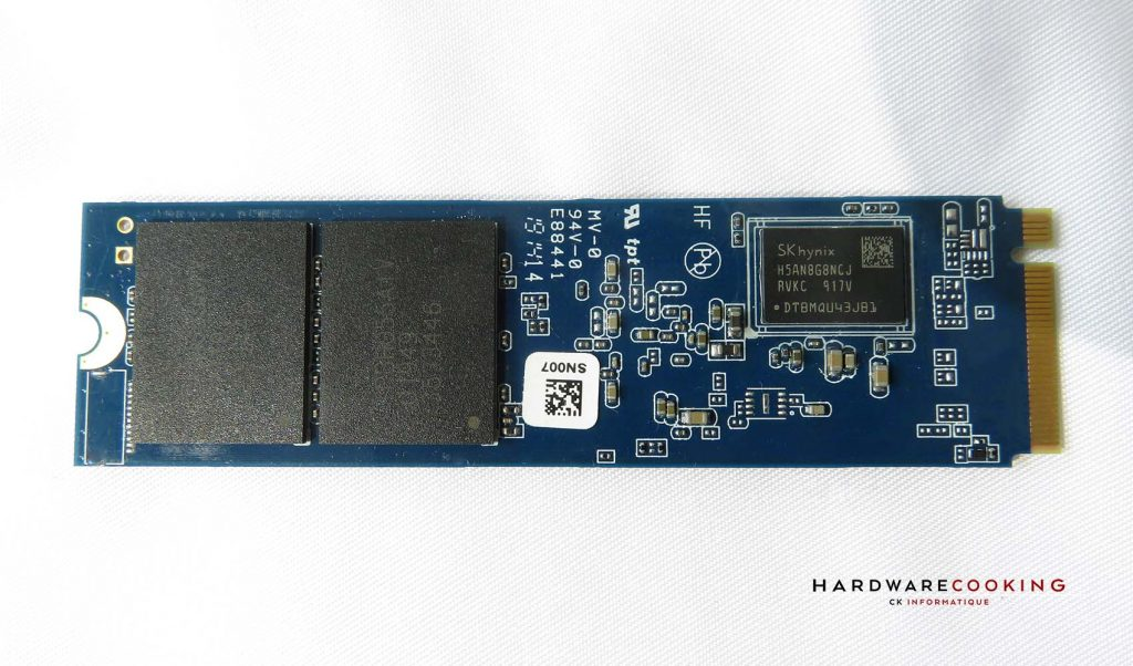 test SSD Seagate IronWolf 510 1,92 To
