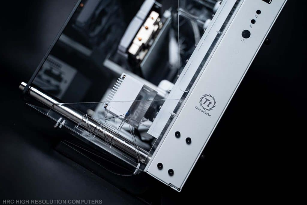 Build Thermaltake Core P3 TG Edition - Ndmikkiholic