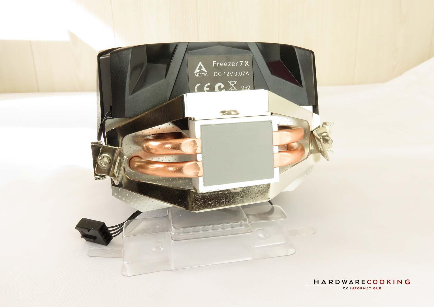 ARCTIC Freezer 7X pâte thermique
