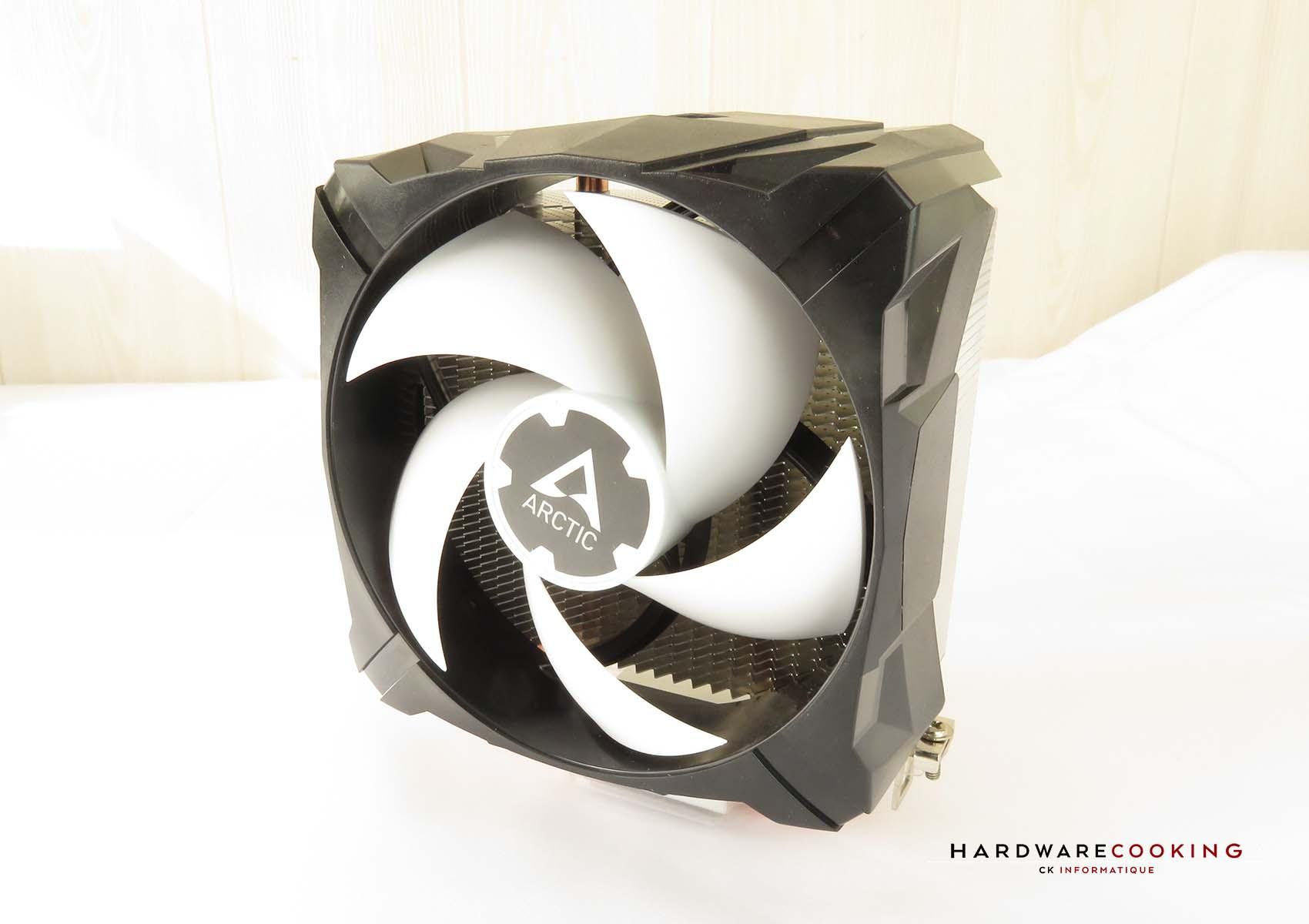 test ventirad ARCTIC Freezer 7X